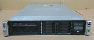 "HP ProLiant DL380p G8 Six-Core E5-2640 2.5GHz 32GB Ram 8x 2.5"" Bays 2U Server"