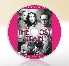 The Ghost Train (1941) DVD Classic Thriller Comedy Film / Movie Arthur Askey