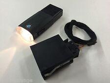 Bmw 3-series E46 / E39 / E60 Glove box torch With plug socket and wire