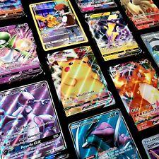Pokemon Card Tcg Lot 5 Ultra Rares Only Pack! Ex Gx Mega Full Art V Vmax