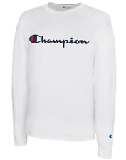 193198e99ff1 Long Sleeve Graphic Tee Champion T-Shirts for Men for sale | eBay