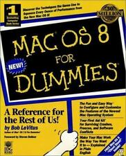 Mac OS 8 for Dummies (For Dummies (Computers))