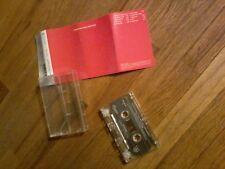 Paul McCartney THE FIREMAN Strawberries oceans ships forest Cassette rare htf 93
