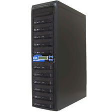 ProDuplicator 11 Burner Blu-ray BDXL M-Disc CD DVD Duplicator Media Disc Copier