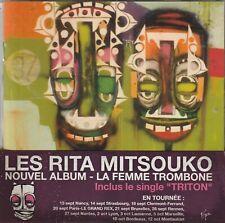 Rita Mitsouko - La Femme Trombone - CD