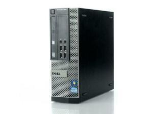 Dell Optiplex 7010 SFF, Intel i3-3220, 8GB RAM, 120GB SSD + 500GB HDD, Win10 Pro