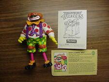 TMNT Crazy Clownin Mike Birthday Action Figure Teenage Mutant Ninja Turtles