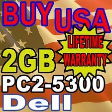 2GB Dell XPS M1210 M1330 M1530 M1710 M1730 MEMORY RAM