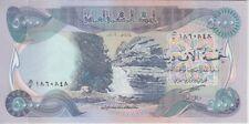 Iraq Banknote P94a 5,000 Dinars 2003, Prefix 3,  UNC