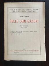 DELLE OBBLIGAZIONI Art. 1861-1932 - Torrente; Salandra (codice civile)