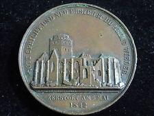 Architektur Medaillen aus Kupfer
