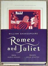 SALE! ~ ROMEO & JULIET ~ SHAKESPEARE ~ ILLUSTRATED SIGNATURE ED Hardcover