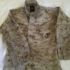 USMC MCCUU Desert Marpat Camouflage Blouse Shirt Small Regular