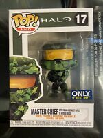 Funko Pop! Halo - Master Chief Hydro Deco MA40 Rifle - Best Buy Exclusive #17
