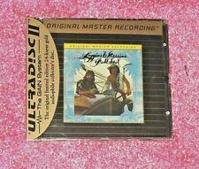 LOGGINS & MESSINA - Full Sail - Rare MFSL Gold Disc CD SS Ultradisc Kenny Jim