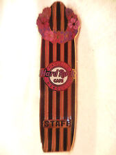 Hard Rock Cafe Honolulu Pintage STAFF Surfboard '14 Pin