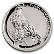 2016 P 1 oz Australian Silver Wedge-Tailed Eagle GEM BU