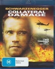 Collateral Damage Blu-ray - Arnold Schwarzenegger Like
