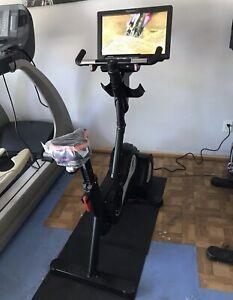 Expresso HD Upright Bike 😅