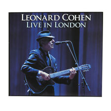 LEONARD COHEN - LIVE IN LONDON -  2CD SET