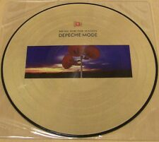 """Depeche Mode Music For The Masses Rare Picture Disc 12""""  Strangelove Behind"""