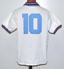 WEST HAM UNITED 1980 HOME FOOTBALL SHIRT SCORE DRAW #10 RETRO REPLICA SIZE S