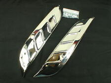 1956 Chevrolet Gravel Shield Set & Hardware for Front Fenders  Show Quality!