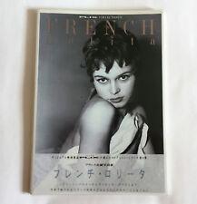 FRENCH LOLITA JAPAN PHOTO BOOK 1992 Jane Birkin Anna Karina Brigitte Bardot