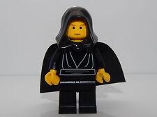 Lego Star Wars Luke Skywalker with Black Hood, Black Cape Minifigure Swf#9