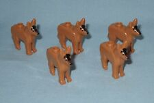 ********5 NEW LEGO ANIMALS FROM SET 70400, CASTLE DOG FIGURES********
