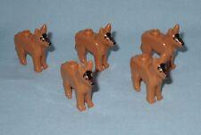 ********5 NEW LEGO ANIMALS FROM SET 70400, CASTLE DOG FIGURES********