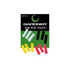 Gardner Zig ATTREZZI PESCA schiuma Multicolore / pesca carpa