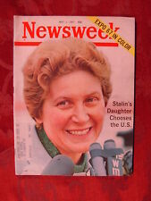 NEWSWEEK May 1 1967 SVETLANA STALIN MONTREAL EXPO 67 ++