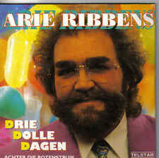 Arie Ribbens-Drie Dolle Dagen cd single
