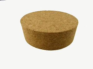 Large Tapered Cork Bung Stopper Bottle Jar 55x45x30 size 25N