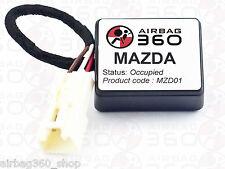 Airbag360 Mazda  Passenger airbag  occupancy seat mat sensor- bypass -emulator