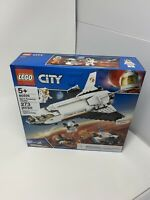 LEGO City Mars Research Shuttle 60226 273 PCS Minor Box Damage