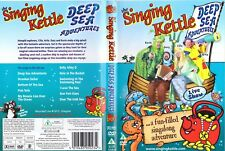 THE SINGING KETTLE Deep Sea Adventures RARE DVD