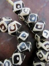 Beads [70265] African Batik Bone