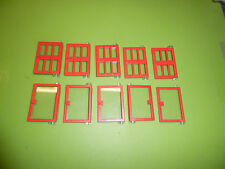 Lego:  Sortiment alte Türen
