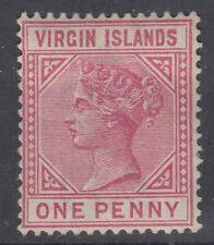 BRITISH VIRGIN ISLAND 1883-84 1 d. N.29 G.I MNH**