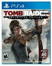 Koch Media Ps4 Tomb Raider Definitive Edition