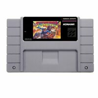 Sunset Riders SNES Super Nintendo USA NTSC 16bit 46pin(Super Nintendo Game Card)
