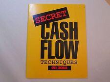 SECRET CASH FLOW TECHNIQUES by Gary Cochran 1989 pb