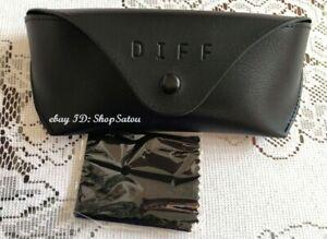 DIFF Sunglass Case Sunglasses Case Eyeglasses Storage Case Pouch Bag