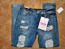 Nwt Woman'S Almost Famous Jeans Junior Size 11