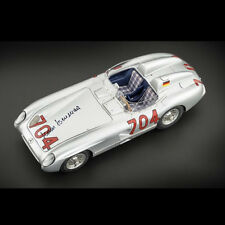 CMC M-124 Mercedes 300 SLR 1955 Mille Miglia LE Signed NEW - DIECAST CAR