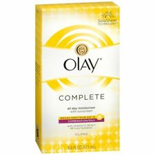 OLAY Complete All Day Moisturizer with Sunscreen SPF 15 Combination/Oily - 6 OZ
