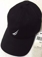 Nautica Men's Baseball Cap One Size  Black   (7063)