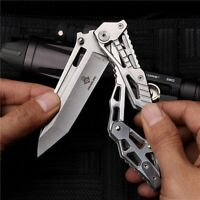 Outdoor Folding Knife Tactical Transformers Knifes Tool Survival Camping Knives
